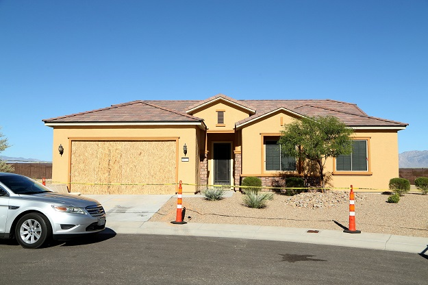 Authorities Search Home of Vegas Shooter, Question Brother for Second Time