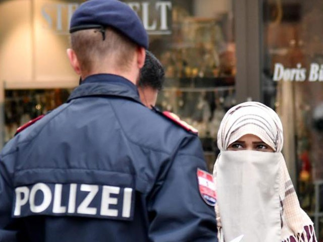 Austria imposes ban on full-face veil in public places