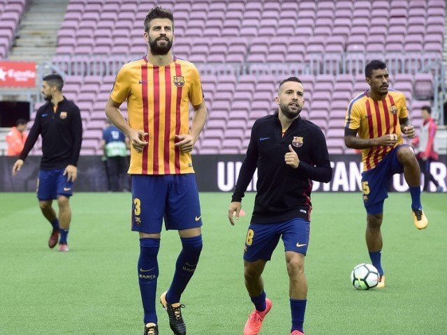 "Barcelona: In tears, Gerard Piqué admits to having experienced ""the worst professional experience"" of his life"