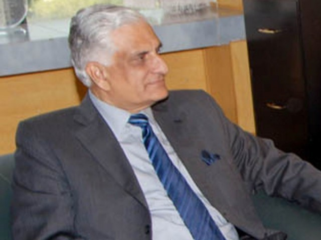 Federal Law minister. Zahid Hamid. PHOTO: PID