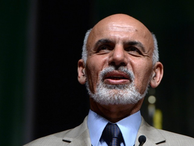 Afghan president thinks most foreign troops can leave