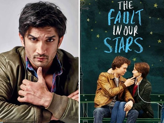 Sushant to star in Bollywood remake of The Fault In Our Stars