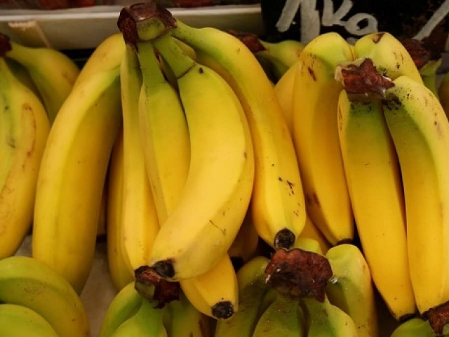 Bananas may help prevent strokes and heart attacks, suggests study