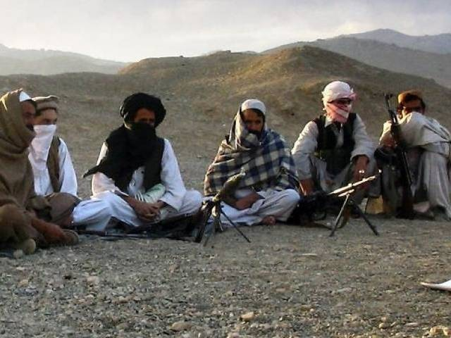 The Taliban's stance of not engaging in peace talks with the current Afghan government remains unchanged. PHOTO: AFP