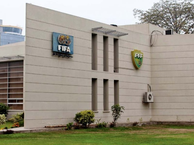 Pakistan suspended from Federation Internationale de Football Association  membership, can not  play in global  competitions
