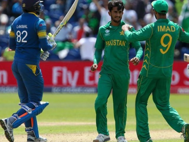 Pakistan vs Sri Lanka, 1st ODI, Dubai, live cricket score