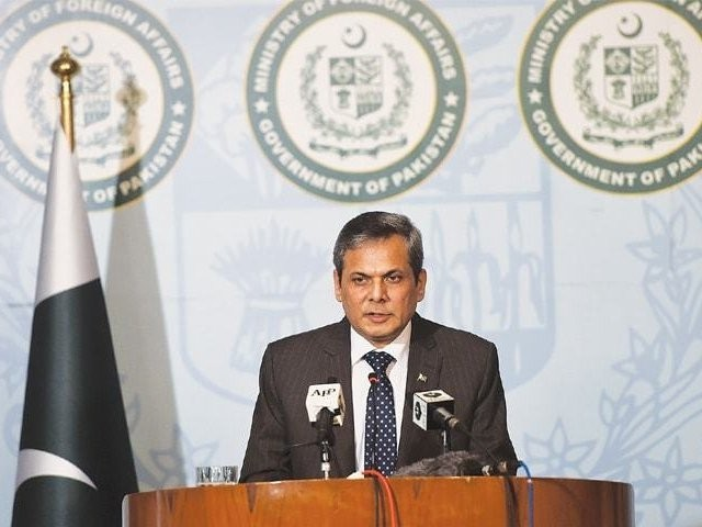 Nafees Zakara. PHOTO: AFP