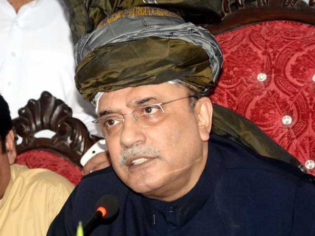 Zardari bars Sindh lawmakers from taking hefty salary raise