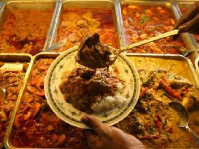 Malaysian food festival opens in islamabad the express for Authentic malaysian cuisine