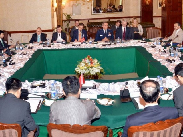 US, Pakistan, China hold talks in Muscat on Afghanistan