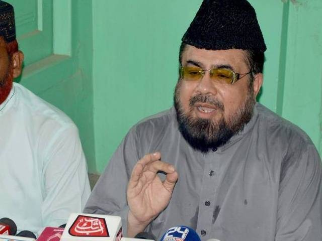 Mufti Qavi arrested on way to Jhang after fleeing court