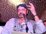 Agha Siraj Durrani. PHOTO: FILE