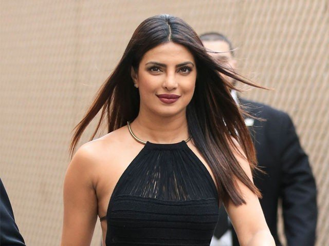 Priyanka Chopra Talks About Sexual Abuse At Work  The Express Tribune-3544