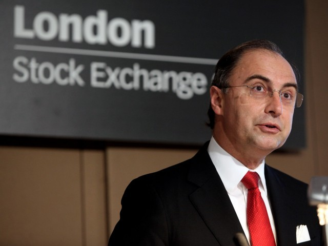 Xavier Rolet to leave LSEG