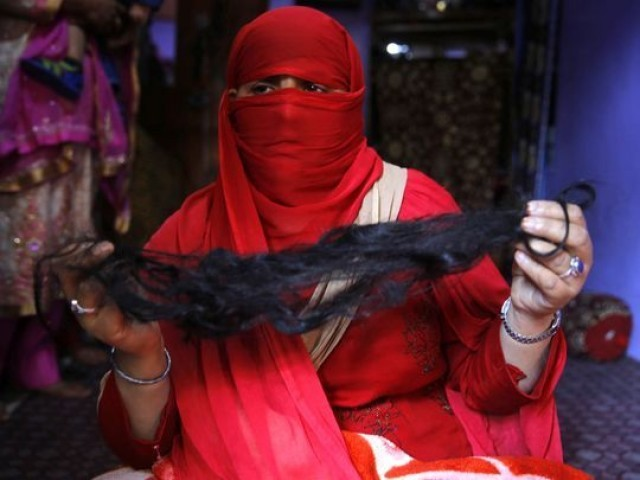 Braid-chopping: Attempt to set afire mentally challenged man