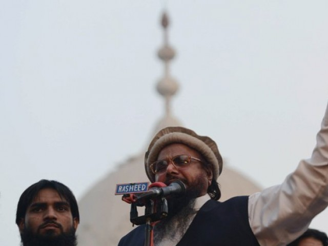 Hafiz Saeed's house arrest extended for 30 days