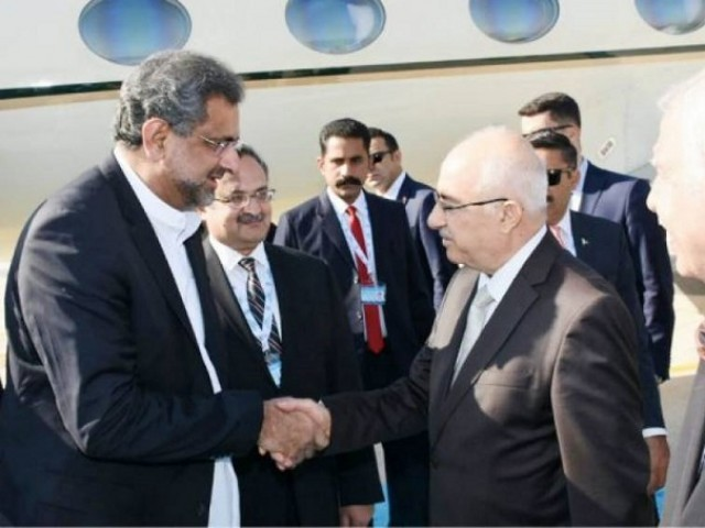 Abbasi urges D-8 countries to focus on development, prosperity of people