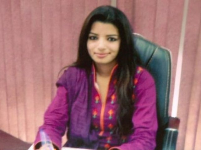 Abducted female Pakistani journalist returned home