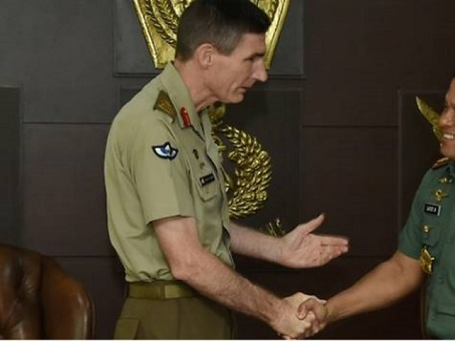 Indonesia seeks answers from United States  as top general denied entry