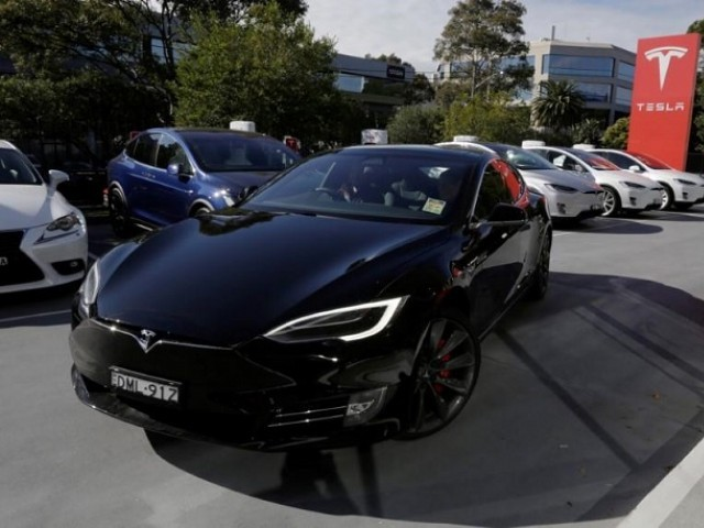 Tesla to build its electric cars in China soon | The Express Tribune