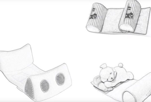 Popular baby sleep positioners dropped by United Kingdom  retailers after suffocation warning