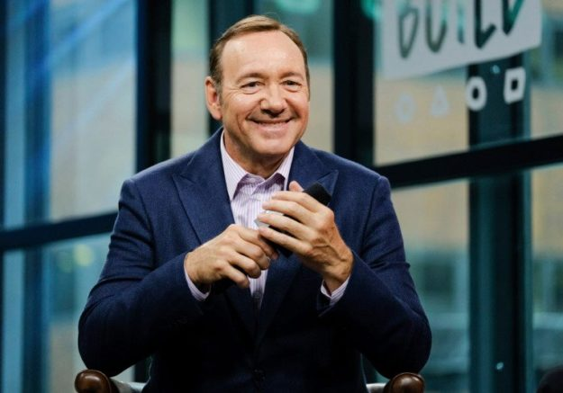 "FILE - In this May 24, 2017 file photo, actor Kevin Spacey participates in the BUILD Speaker Series at AOL Studios in New York. Spacey stars in the Netflix original series ""House of Cards,"" and will host this year's Tony Awards on Sunday, June 11. (Photo by Evan Agostini/Invision/AP, FIle) ORG XMIT: NYET499"