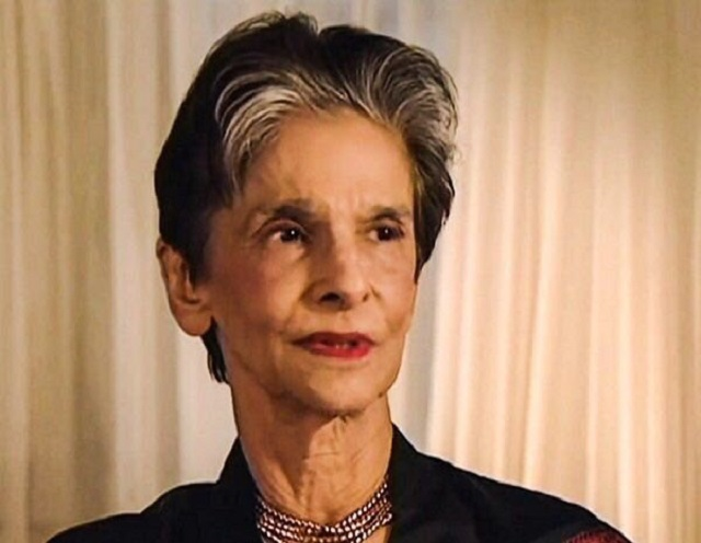 Dina Wadia. PHOTO:FILE