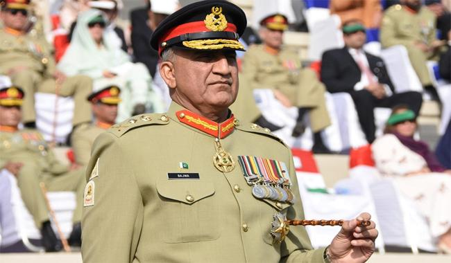 Terrorists may exploit Pak-Iran friendly ties: CoAS