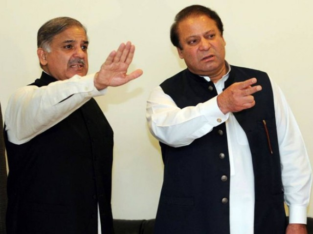 Nawaz, Maryam and Safdar appear in accountability court