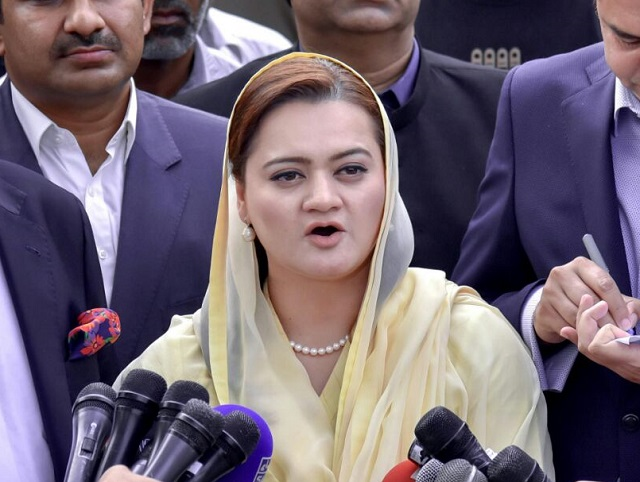 PTI's matter to disintegrate K-P public rarely regrettable: Marriyum