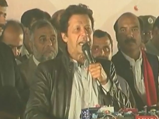 Zardari, Nawaz should not get another chance: Imran
