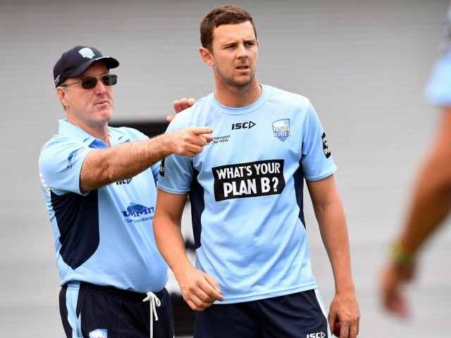 Hazlewood ready for Ashes opener
