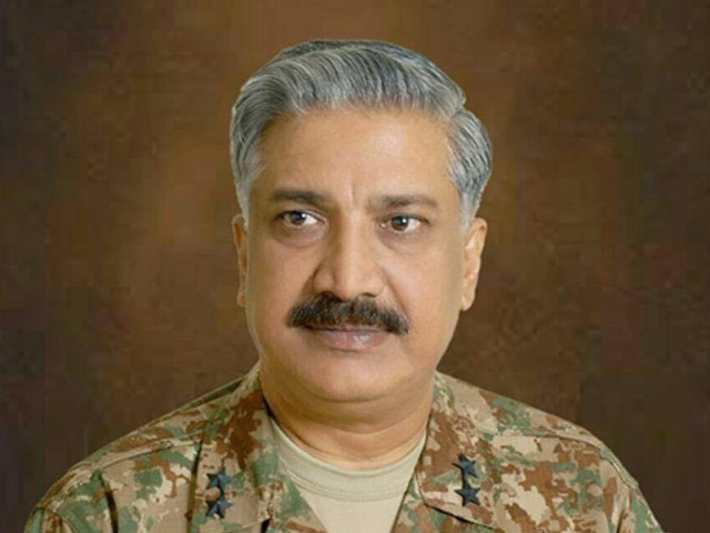 DG Rangers Sindh Major General Muhammad Saeed. PHOTO: FILE