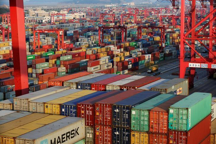Trade deficit widens to three year high