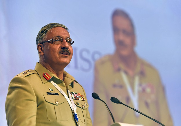 Chairman Joint Chiefs of Staff Committee General Zubair Mahmood Hayat. PHOTO: AFP / FILE