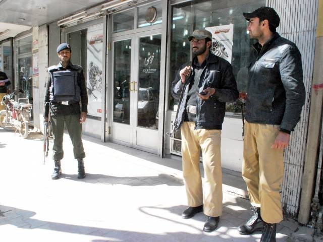 Senior police official among four killed in Pakistan's Quetta firing