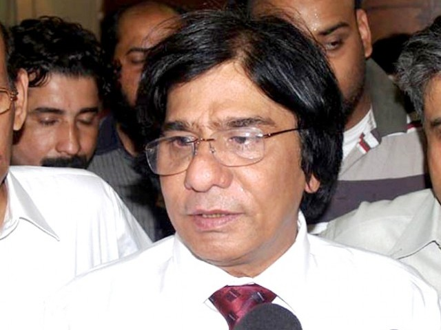 MQM leader Rauf Siddiqui. PHOTO: EXPRESS