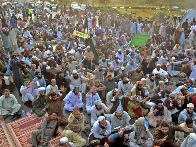 IHC orders religious group to end sit