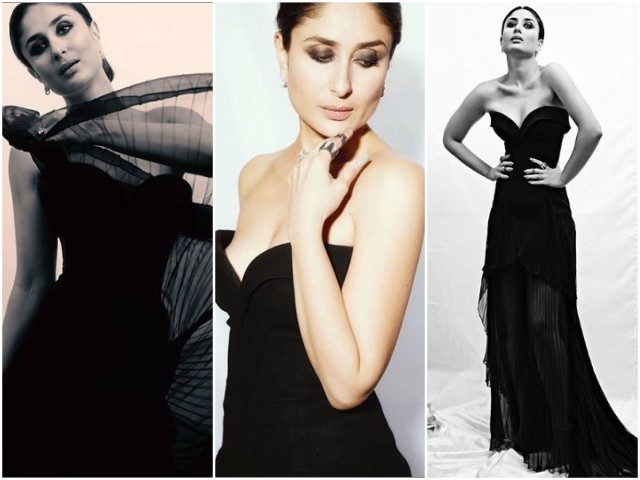 be2602466f0 BLACK MAGIC  Kareena Kapoor looks enchanting in this beautiful ...