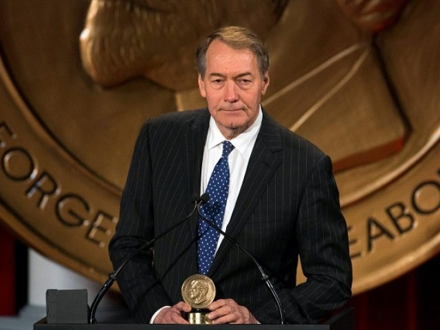 CBS News, PBS cut ties with Charlie Rose following sex allegations