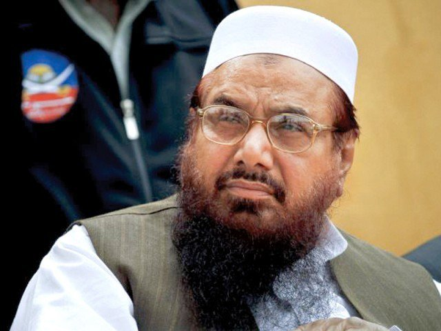 Jamatud Dawa Chief Hafiz Saeed. PHOTO: EXPRESS