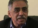 Sindh governor Mohammad Zubair. PHOTO: REUTERS/FILE