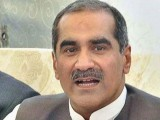 Railways Minister Khawaja Saad Rafique. PHOTO: FILE