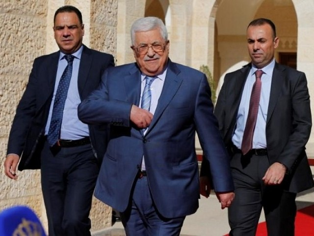 Palestinian Authority announces election by the end of 2018
