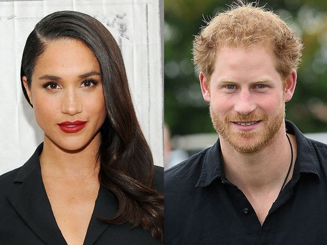 Meghan and Harry engagement announcement 'expected next week'