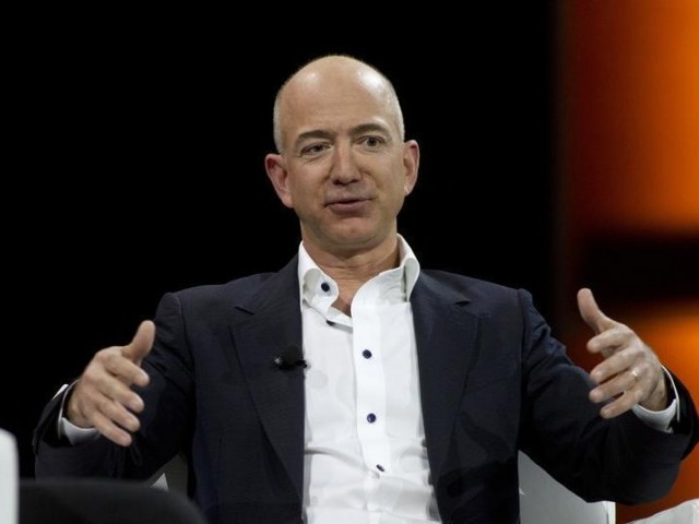 Thanks To Black Friday, Amazon's Jeff Bezos Is Number One