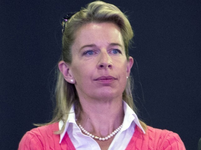 """Controversial' journalist Katie Hopkins railed against 'Muslim mayor of Londonistan', referring to Sadiq Khan. PHOTO: AFP/FILE"