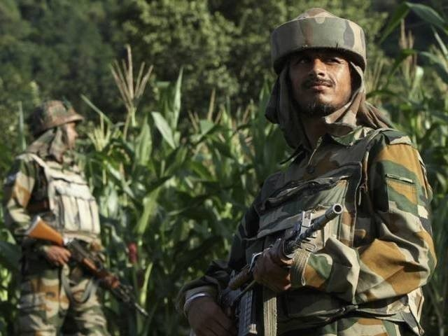 Indian BSF soldier shot dead by colleague in IOK