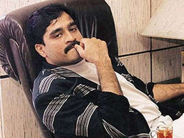 Dawood Ibrahim. PHOTO: FILE