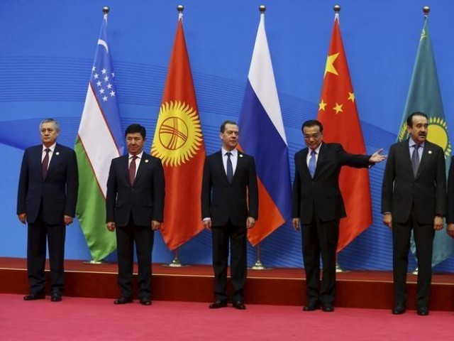 14th Shanghai Cooperation Organisation Prime Ministers&#039 Meeting in Zhengzhou China earlier this year